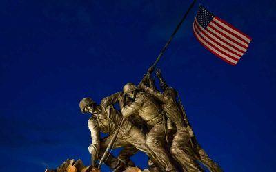 Iwo Jima Memorial, DC