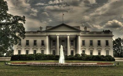 The White House in HDR