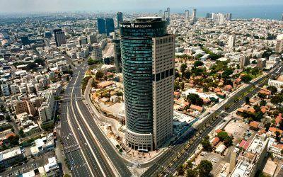 Downtown Tel-Aviv