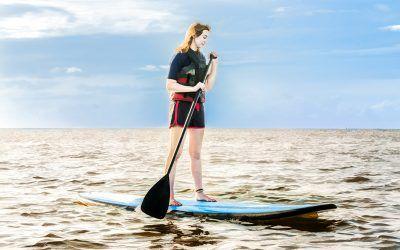 Paddleboard Zen