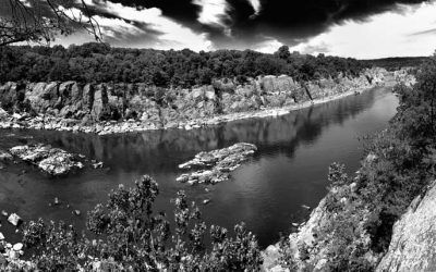 Billy Goat Trail B&W