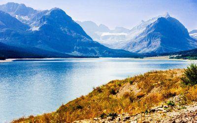 Vibrant Lake