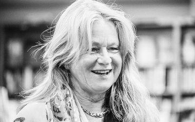 Author Gretel Ehrlich