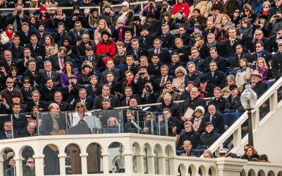James Taylor at the Inauguration