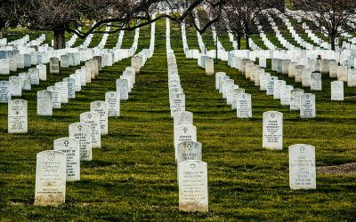 Arlington Cemetery Heros