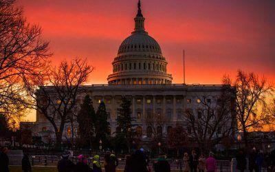 National Capitol Sunrise