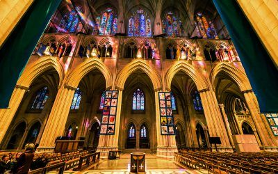 National Cathedral Nave Center