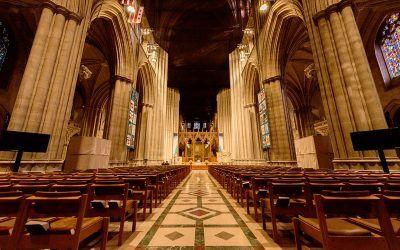 National Cathedral's Grandeur