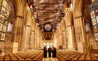 National Cathedral Preists