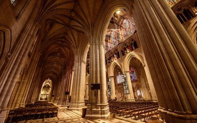National Cathedral Nave Side